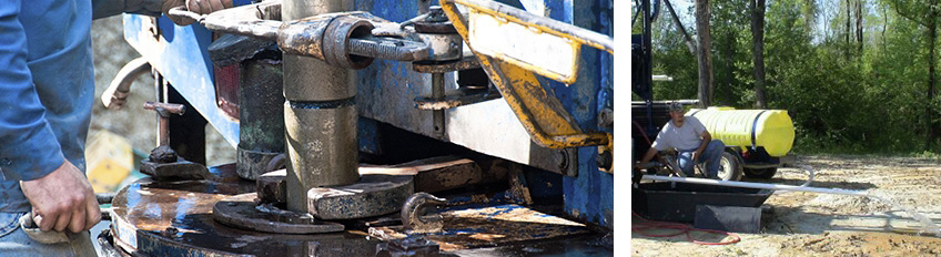 Water Well Services - Drilling Process